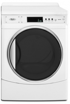 Whirlpool LCED9100WQ 220 Volt 50 Hertz Semi-Pro Electric Dryer