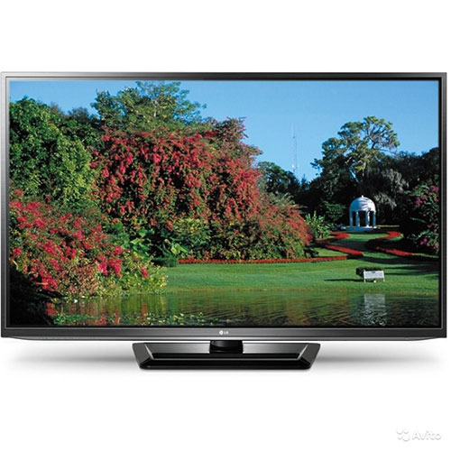 "LG 60PA6500 60"" Multi System Plasma TV"