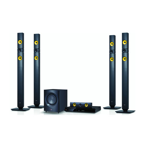LG DH7530TW Region Free Full HD Upscaling, Wirelress Speaker System