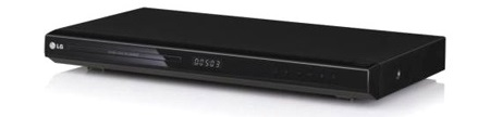 LG DV642 PAL NTSC SECAM Region Free Mutli System DVD Player with DivX
