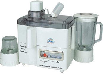 Panasonic MJW176P 220VT Kitchen Center Blender, spice mill, Juicer