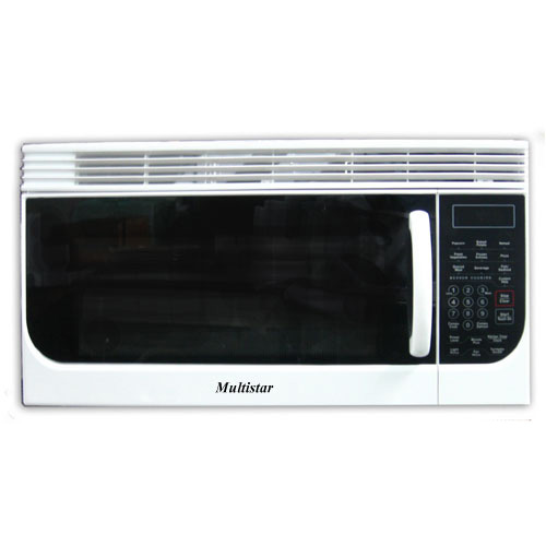 Multistar® MH45W1000SH 1.6 Cu Ft Over the Range Microwave Oven