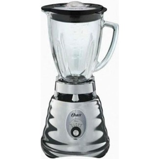 Oster 4655 Retro Chrome 3 Speed 5 Cup 220-240 Volt 50 Hz Blender