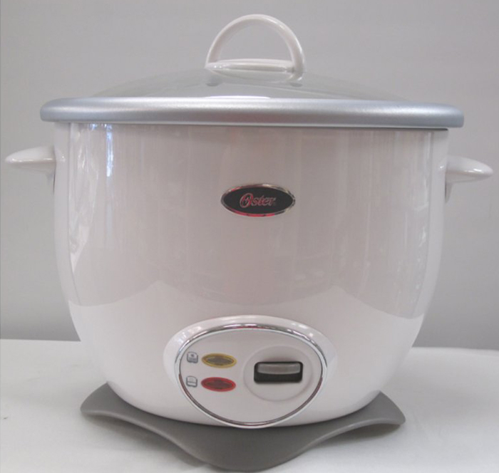 220 Volt Oster 4729-053 10 cup Rice Cooker