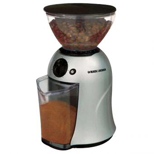 Black and Decker PRCBM5 220-240 volt Deluxe Coffee and Spice Grinder