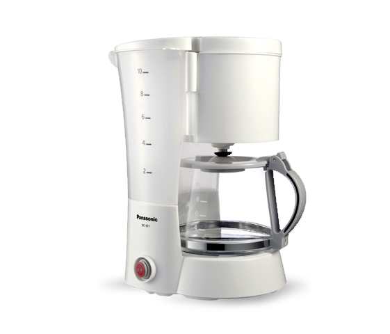 Panasonic NC-GF1 220 Volt 240 Volt 50 Hz 10 Cup Coffee Maker