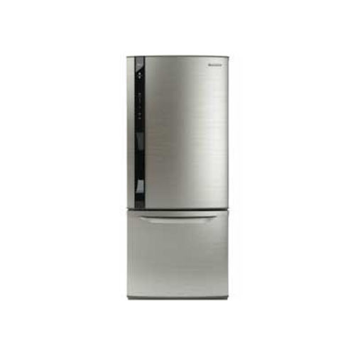 Panasonic NR-BT062XS 220 Volt 240 Volt Bottom Mount Refrigerator