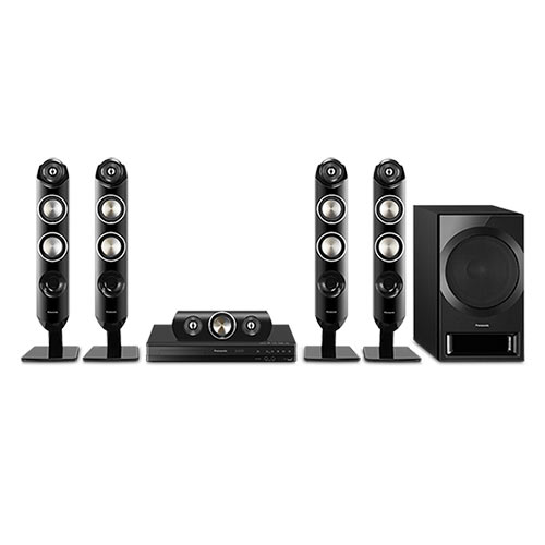 Panasonic SC-XH3333 Region Free DVD Home Theater System