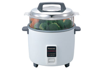 Panasonic SR-W18 220-240 Volt 10 Cup Rice Cooker