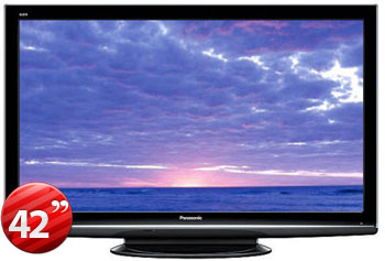 "Panasonic TH-L42S10 42"" Full HD MultiSystem LCD TV"