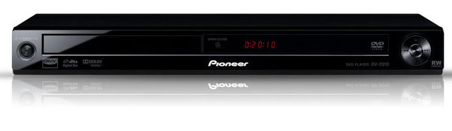 Pioneer DV-2010 Region Free DVD Player