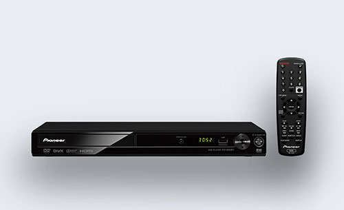 Pioneer DV-3052 Region Free DVD Player with HDMI and  110-240 Volt 50 Hz
