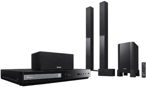 Pioneer HTZ-270DVD Region Free Home Theater System
