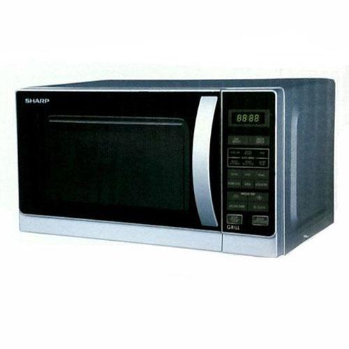 Sharp R-62AO 220-240 Volt 20 Liter Microwave Oven