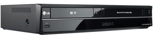 LG RC389H Multi System DVD Recorder and VCR Combo