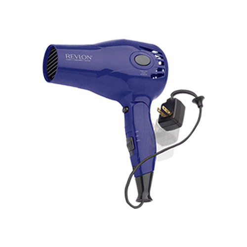Revlon RVDR 5129 110-240 Volt 50/60Hz Soft Feel Sleek and Stylish Hair Dryer