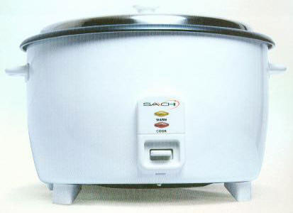 National SR-W06 3 Cup Rice Cooker 220-240 Volt