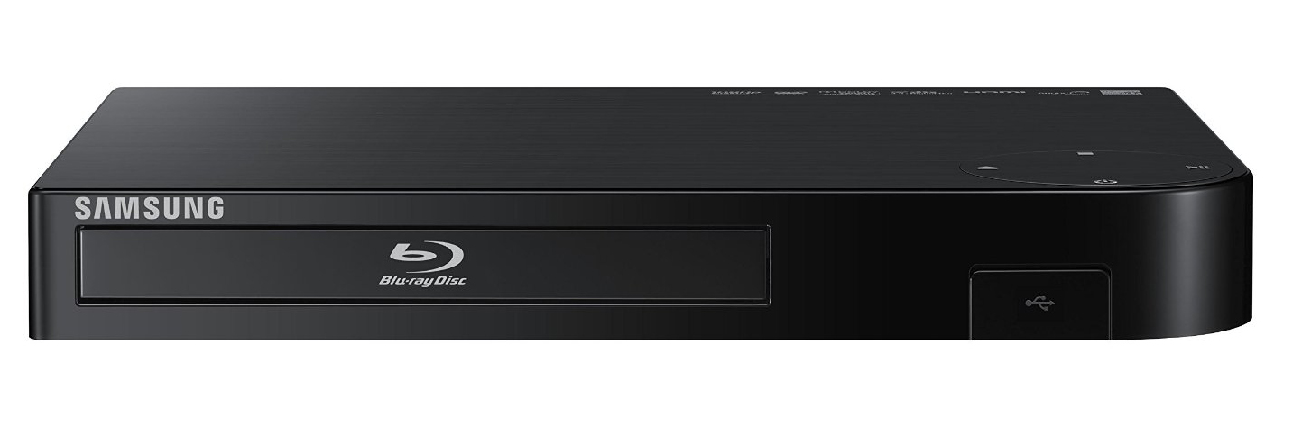 SAMSUNG BD-F5700 Region Free Blu Ray Player with Wifi