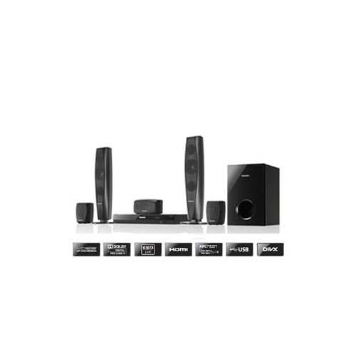 Panasonic SC-XH73 Region Free PAL/NTSC Home Theater System