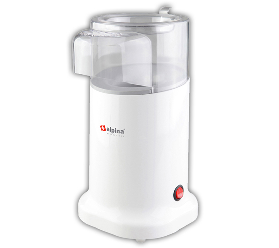 Alpina SF-2608 220-240 Volt 50 Hz Popcorn Maker