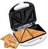 G600 Saachi 220-240 Volt Sandwich Grill