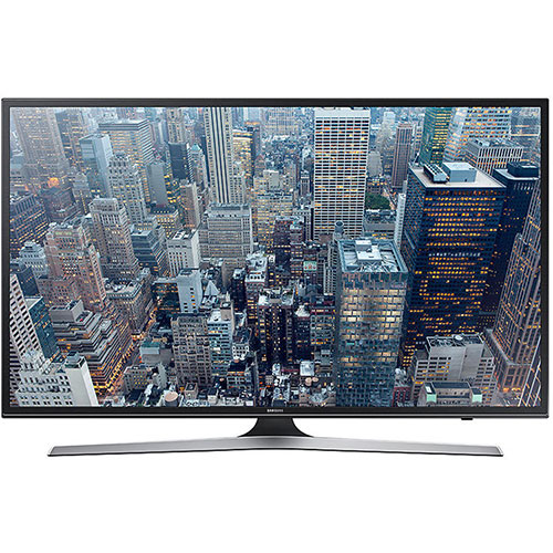 "Samsug UA-50JU6400 50"" Multi System PAL NTSC SECAM SMART UHD 4K LED TV"