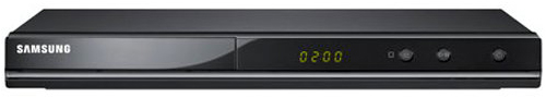 Samsung DVD-C500 Region Free DVD Player