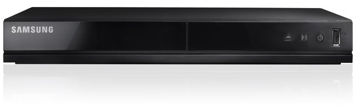Samsung DVD-E360 Region Free DVD player with built-in Video Converter