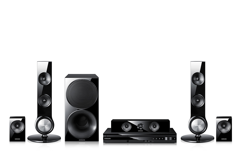 Samsung HT-F453 Region Free Home Theater System