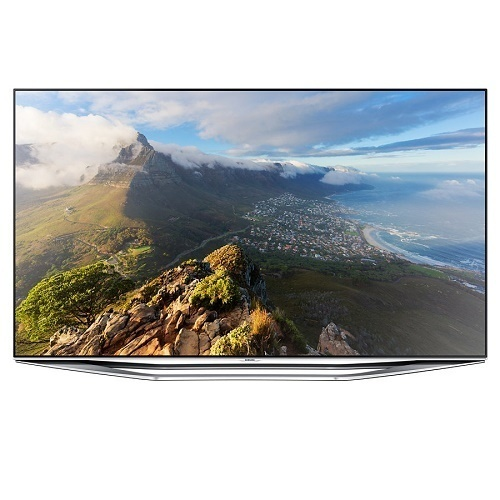 "Samsung UA-55H7000 55"" 110 Volt 220 Volt PAL NTSC SECAM Multi System SMART 3D LED TV with built in Wifi and Motion Control"