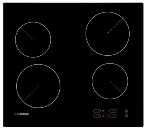 Samsung C61R2AEE 220-240 Volt 50/60 Hz Burner Ceramic Hob