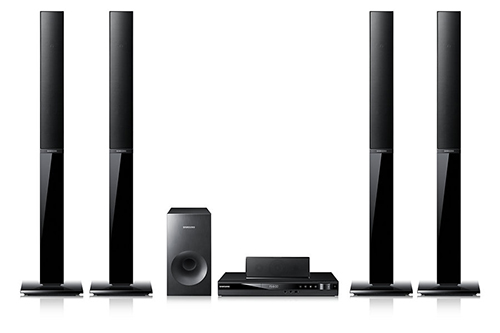 Samsung HT-E355K Region Free DVD Home Theater System