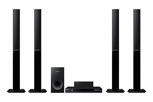Samsung HT-H4550K Region Free DVD and Region B Blu Ray Home Theater System