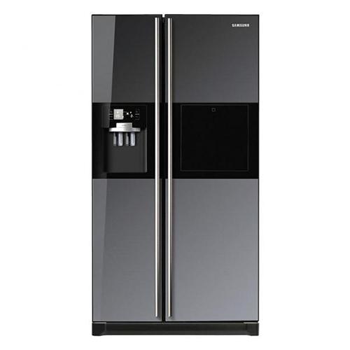 Samsung RS21HFLMR H Series 220-240 Volt 50 Hertz Side by Side Refrigerator