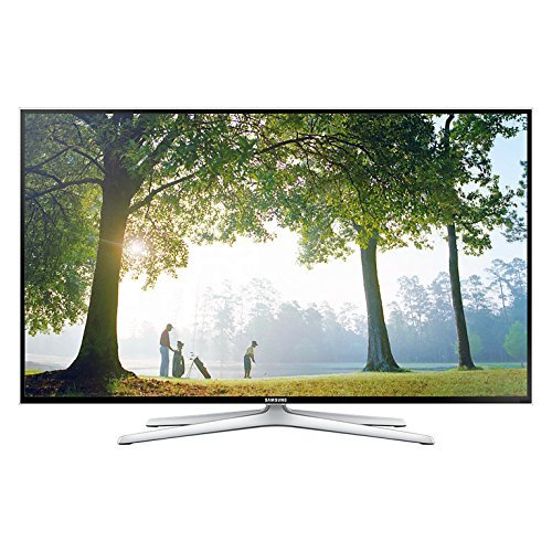 "Samsung UA-48H6400 48"" 110 Volt 220 Volt PAL NTSC SECAM Multi System 3D LED SMART TV - New 2014 Model"