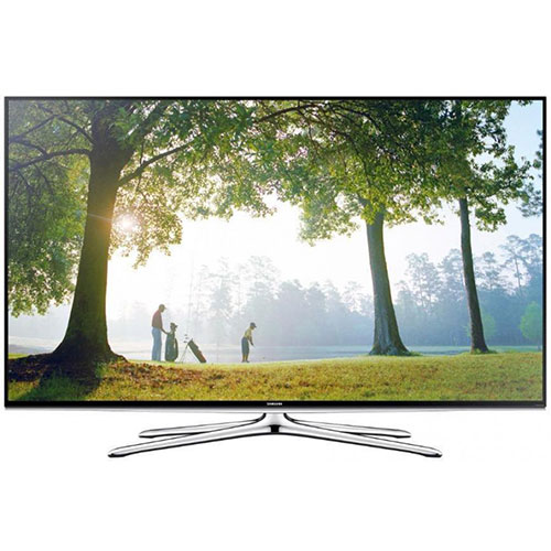 "Samsung UA-55H6200 55"" 110 Volt 220 Volt PAL NTSC SECAM SMART 3D LED TV"