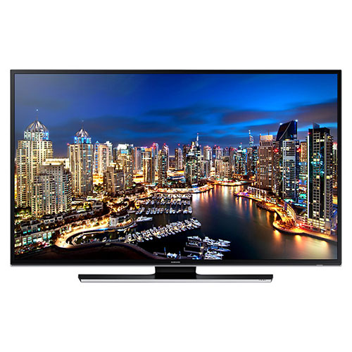 "Samsung UA-55HU7000 55"" PAL/NTSC/SECAM Multi System 4K LED SMART TV with 110-240 Volt 50/60 Hz"