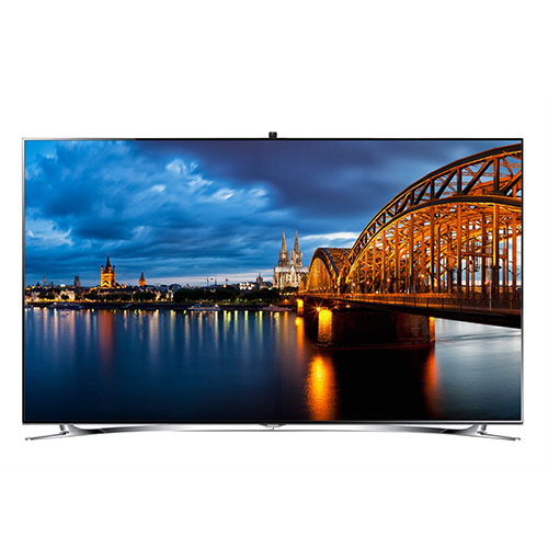 "Samsung UA-60F8000 60"" Multi System 3D LED SMART TV"