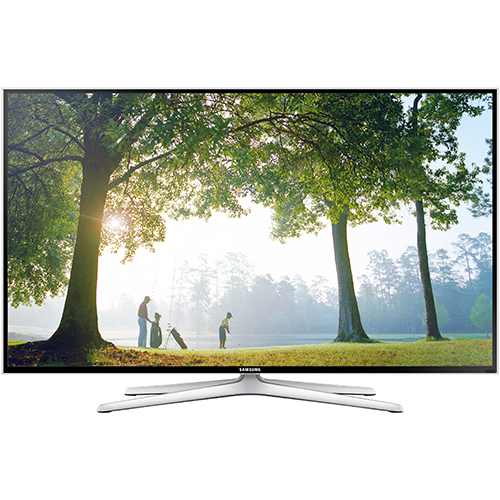 "Samsung UA-60H6400 60"" PAL/NTSC/SECAM Multi System 3D LED SMART TV with 110-240 Volt 50/60 Hz"