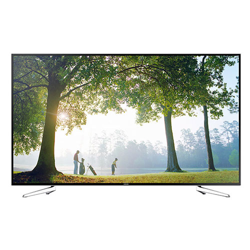 "Samsung UA-75H6400 75"" 110 Volt 220 Volt PAL NTSC SECAM Multi System SMART 3D LED TV"