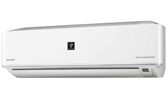 220 Volt Sharp AH-XP10NRV Split Air Conditioner