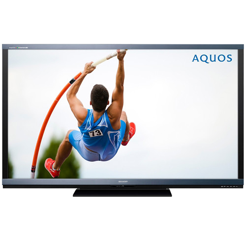 "Sharp AQUOS LC-80LE940X 80""-Class PAL NTSC SECAM Full HD Multi-System Smart 3D LED BackLight LCD TV with World Wide Voltage"