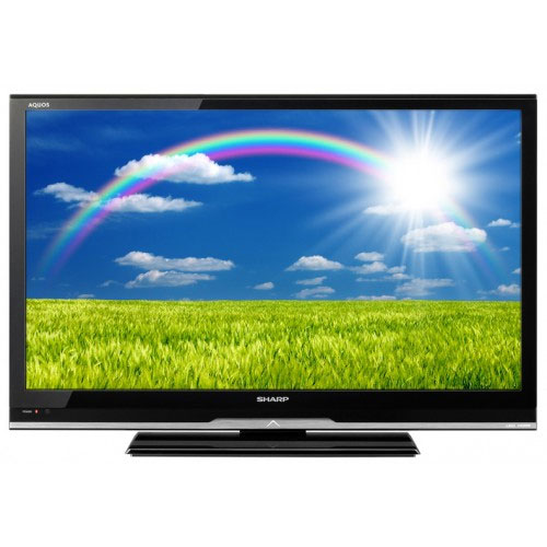 "Sharp LC-32LE10M 32"" PAL NTSC SECAM 110-240 Volt 50/60 Multi System LED TV"
