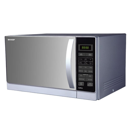 Sharp R-72AO 220-240 Volt 25 Liter Microwave Oven With Grill