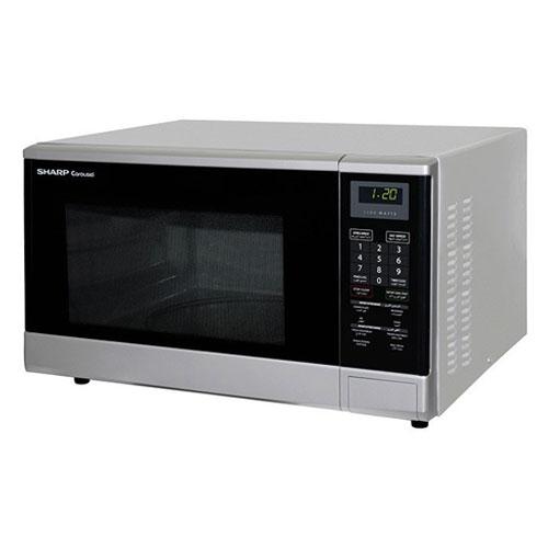 Sharp R369 220-240 Volt 1.2 Cu Feet Microwave