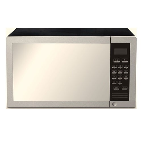 Sharp R77A 220-240 Volt 34 Liter Stainless Steel Microwave with built in Grill