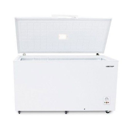 Sharp SCFK260 220240 Volt 50 Hz Chest Freezer 9 Cu Feet 260