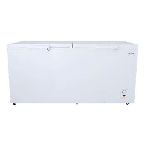 Sharp SCFK660 220240 Volt 50 Hz Chest Freezer 660 Liter 23 Cu