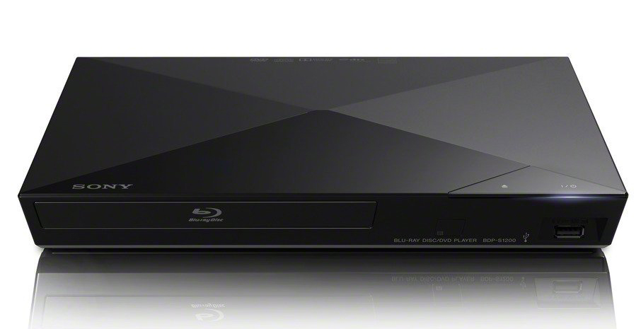 Sony BDP-S1200 Region Free Blu Ray DVD Player