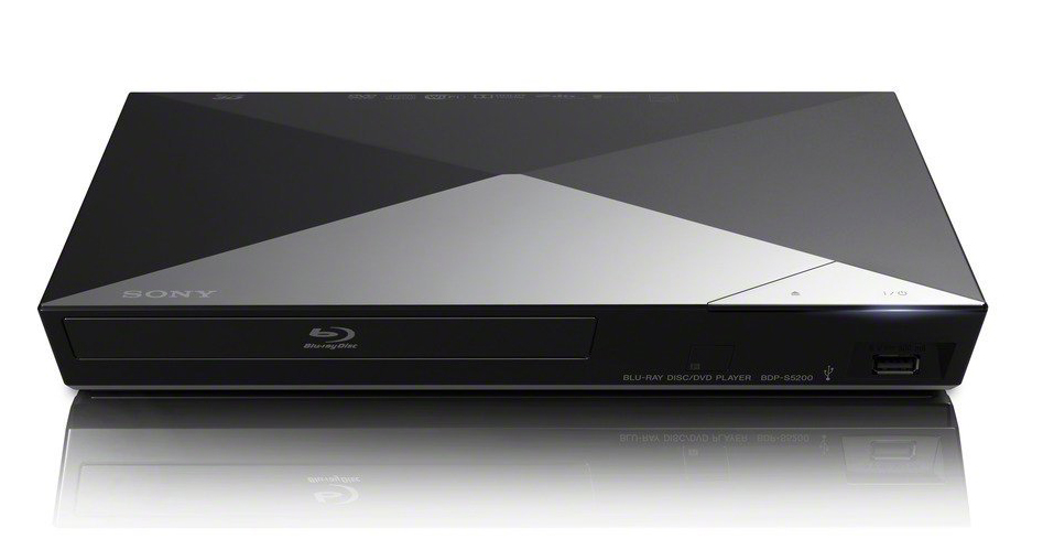 Sony BDP-S5200 Region Free 3D Blu Ray Player with Wifi